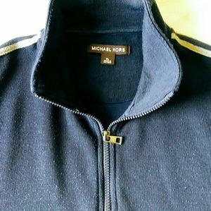 Michael Kors Quarter-Zip Sweater